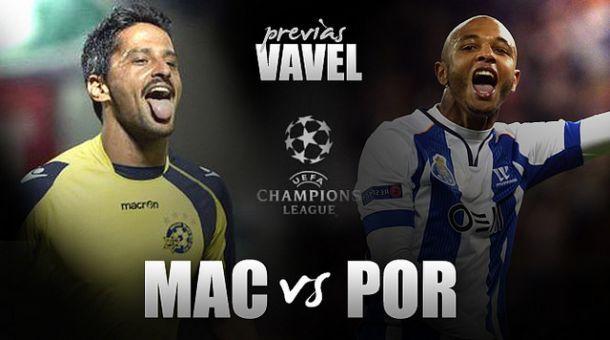 Maccabi Tel-Aviv - Porto: i portoghesi vogliono confermare la prima piazza