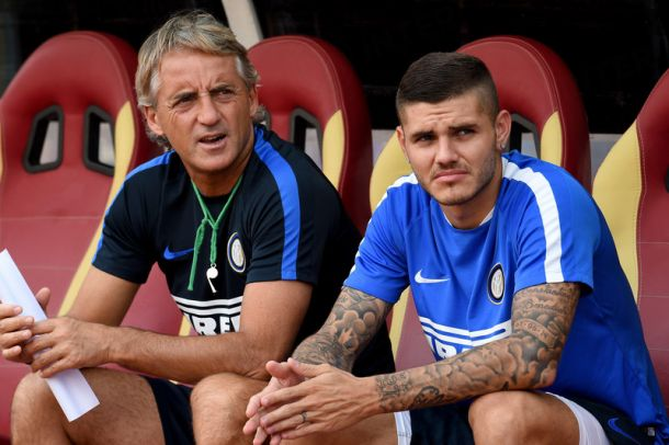 """Inter, Mancini: """"Devo pensare alla condizione della squadra"""""""