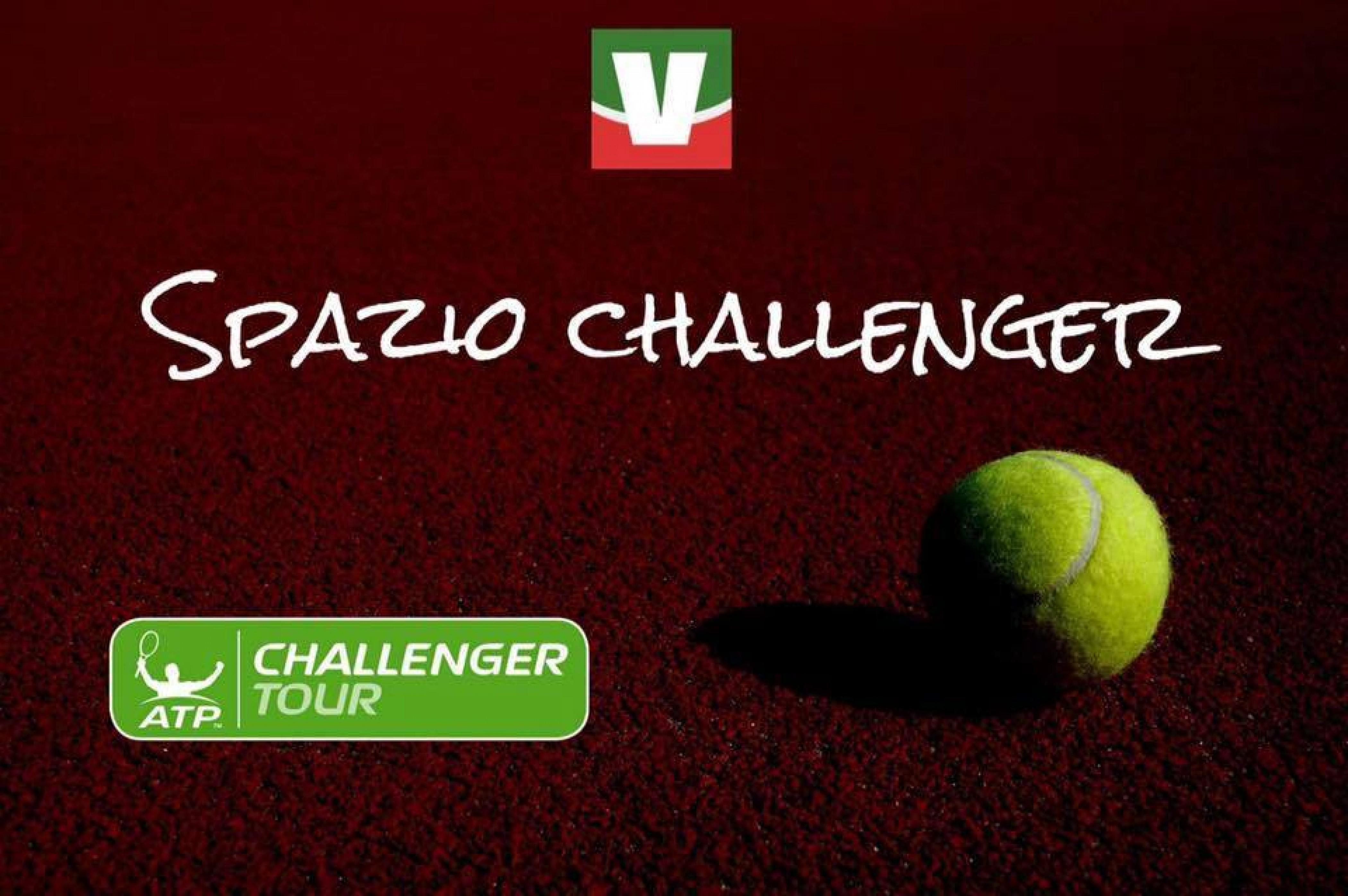 Challenger Szczecin: avanza Quinzi, occasione sprecata da Lorenzi