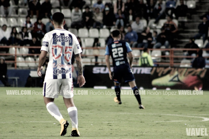 Víctor Guzmán: Goleador mexicano con esperanzas de liguilla