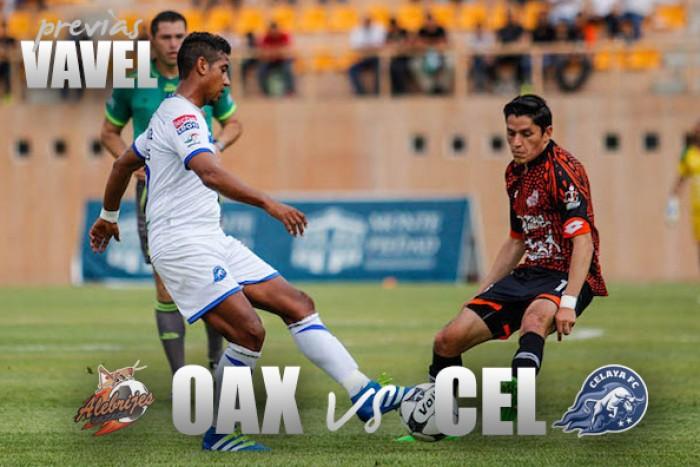 Previa Alebrijes - Celaya: cuartos de Final del Ascenso MX