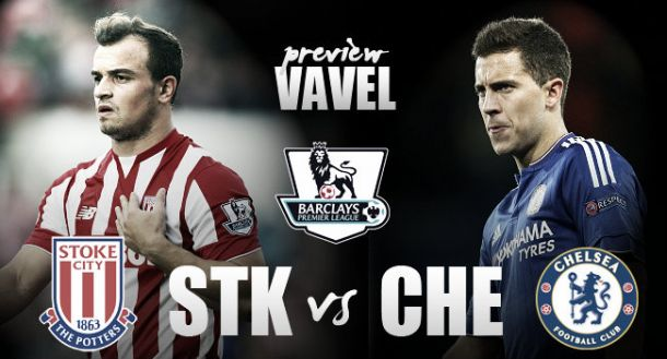 Stoke City - Chelsea Preview: Blues without Mourinho as they travel to Potteries