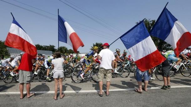 Les Français pas à la fête