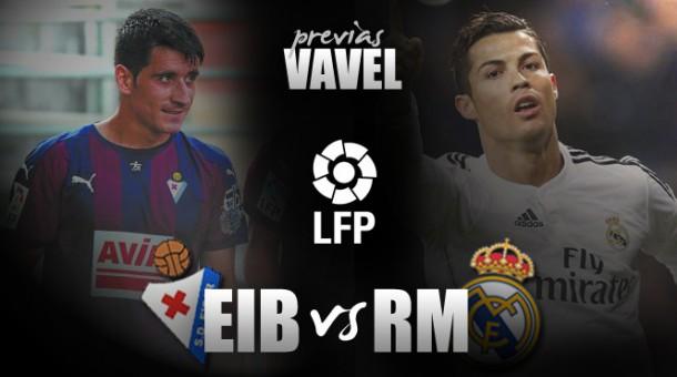 SD Eibar - Real Madrid: ahora o nunca