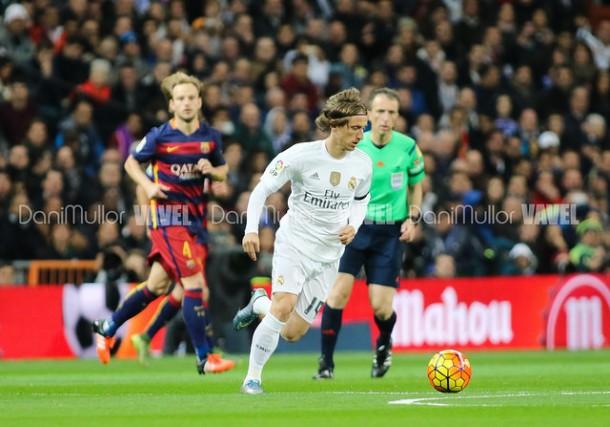 """Luka Modric: """"No hemos parecido un equipo esta noche"""""""