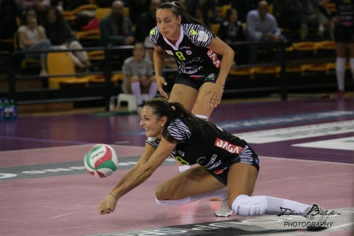 Volley femminile, i risultati del quarto turno