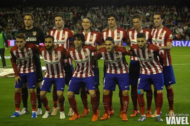 Real Betis - Atlético de Madrid: puntuaciones Atleti, jornada 12 Liga BBVA