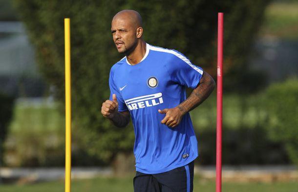 """Inter, Felipe Melo: """"Dobbiamo puntare sempre al successo"""""""