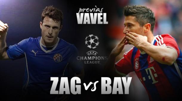 Bayern a Zagabria, amichevole di Coppa