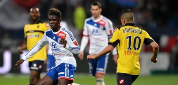 Sochaux - Lyon en direct live (terminé)