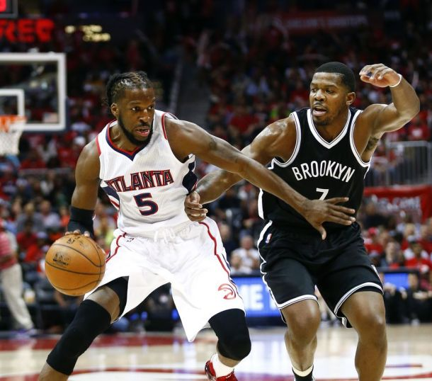 Hawks Hold Off Nets 99-92 In Game 1 Of Eastern Conference Playoffs