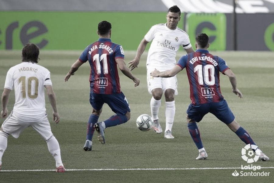 Previa Eibar - Real Madrid: choque con buenas sensaciones en Ipurua