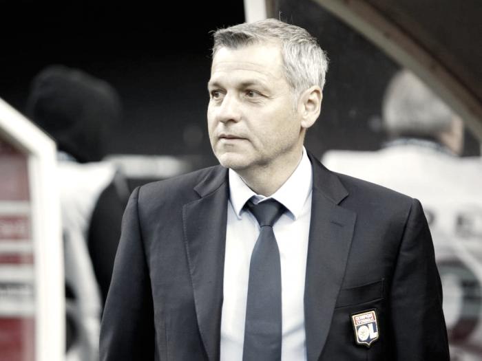 Europa League: Olimpique Lione, Genesio e Lacazette presentano il match contro la Roma