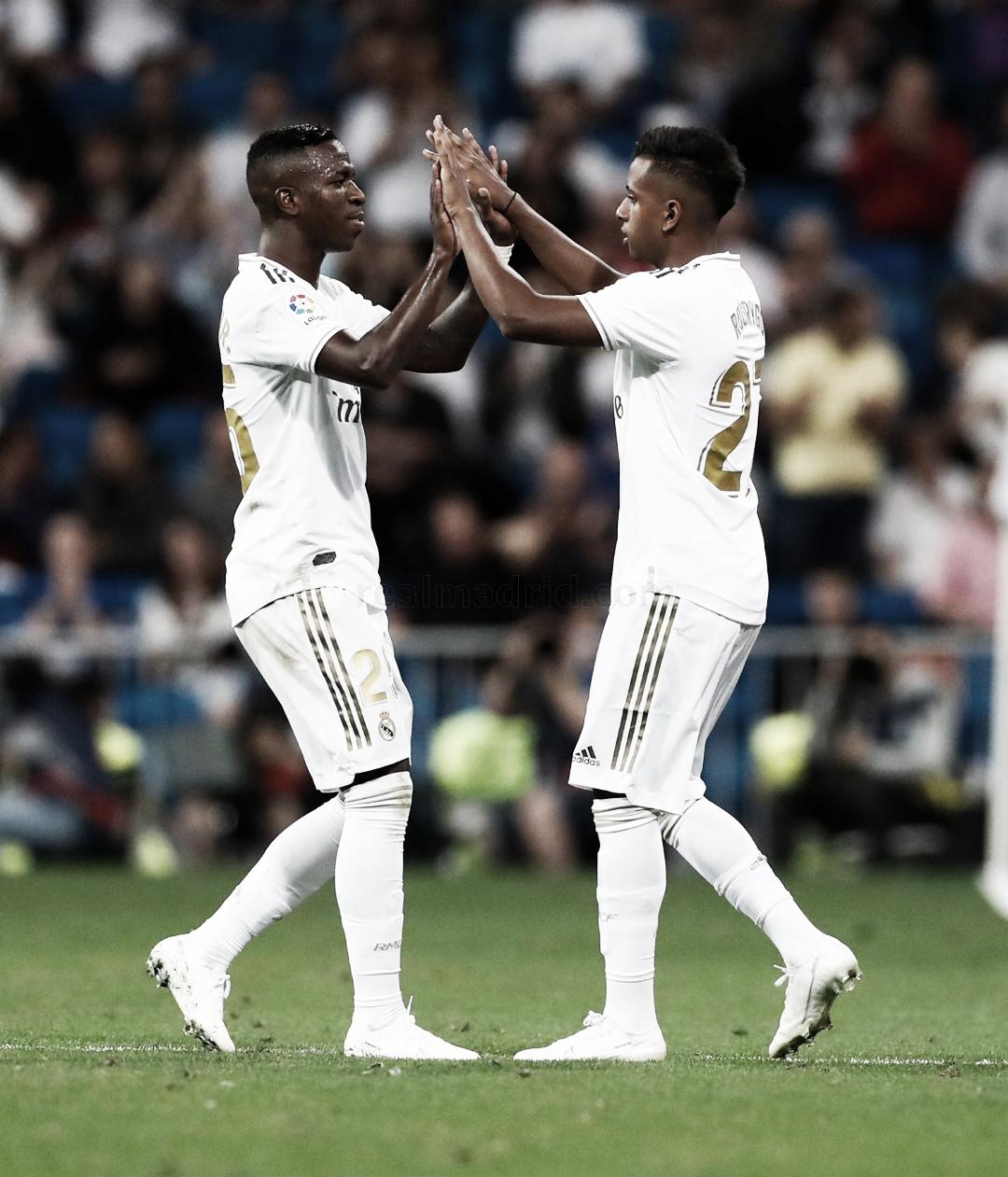 Real Madrid 2-0 Osasuna: Samba brasileña en el Bernabéu