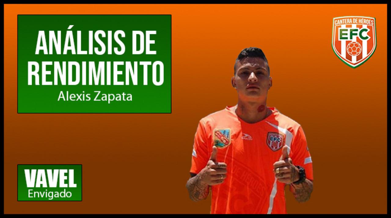 Análisis naranja 2018-II: Alexis Zapata