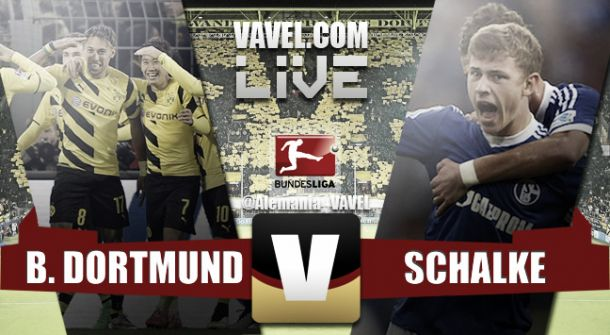 Borussia Dortmund vs Schalke 04 en vivo y en directo online (3-0)