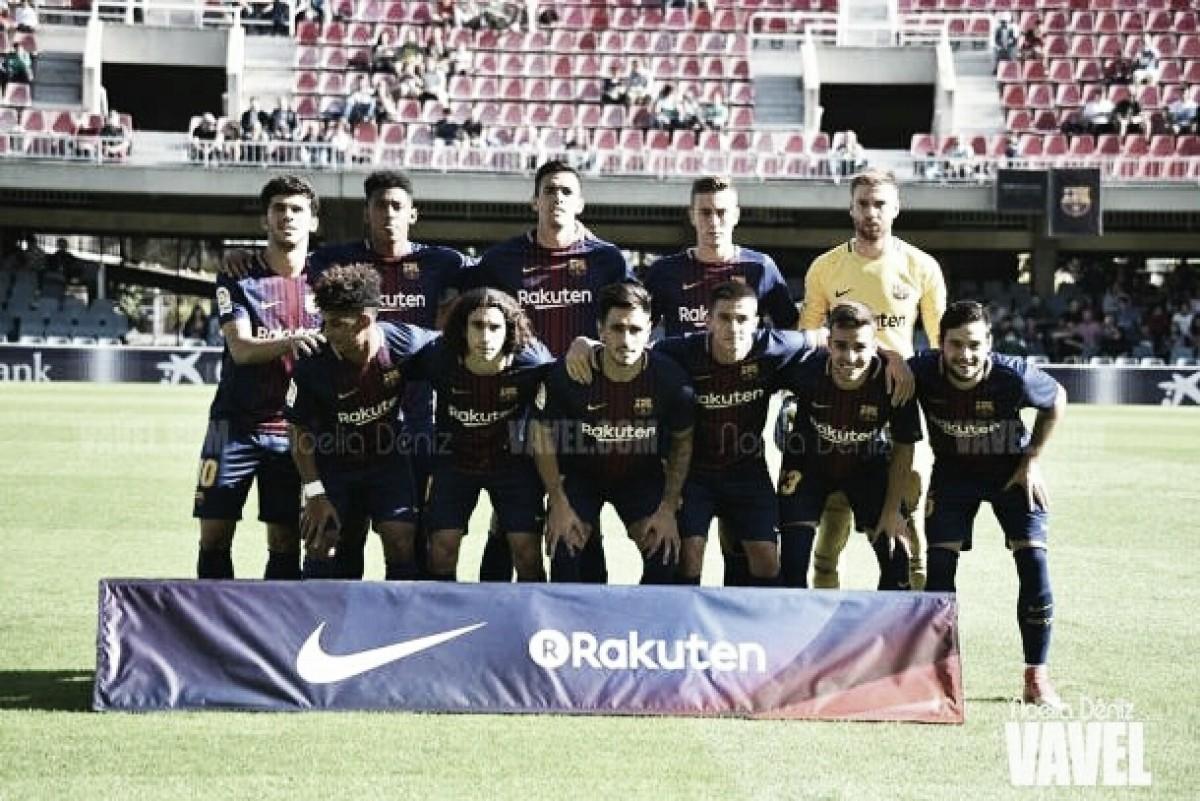 FC Barcelona B 0-1 Cultural Leonesa en Segunda División: Nueva derrota en el Mini Estadi ante el muro leonés