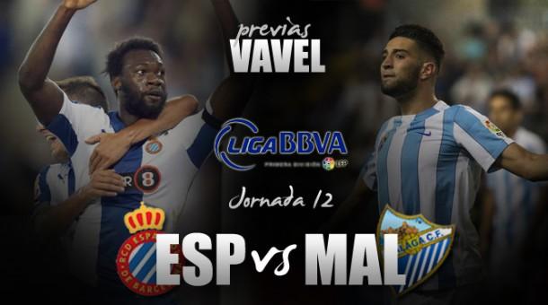 RCD Espanyol - Málaga CF: choque de dinámicas negativas