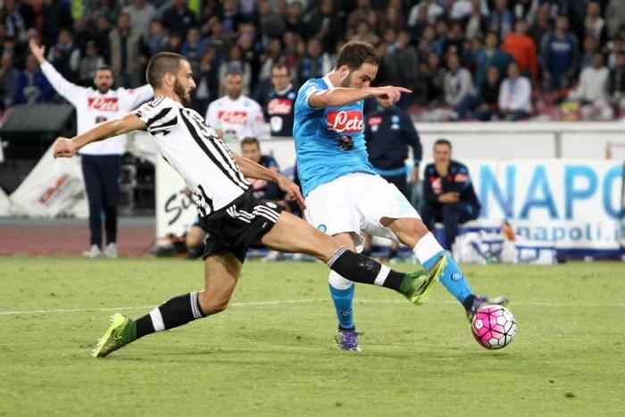 Juventus-Napoli, i precedenti in A