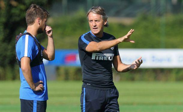 Inter - Verona, le scelte di Mancini