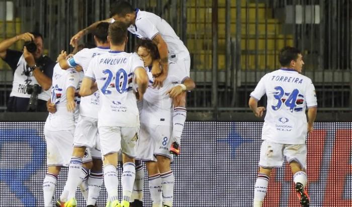 Serie A: la Sampdoria soffre del mal di trasferta