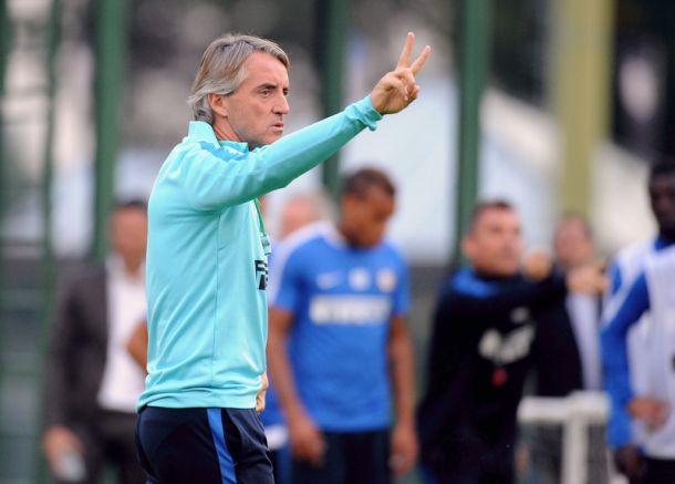 Inter - Fiorentina, le scelte di Mancini