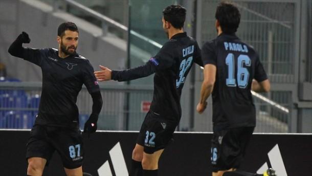 La Lazio consigue la clasificación como líder de grupo