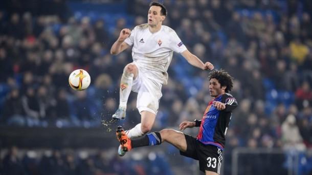 Fiorentina y Basilea firman tablas en el St. Jakob Park