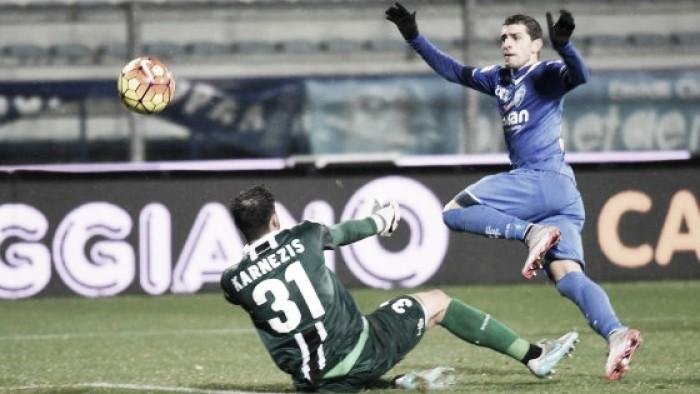 Empoli, pareggio con rammarico in zona Cesarini contro l'Udinese