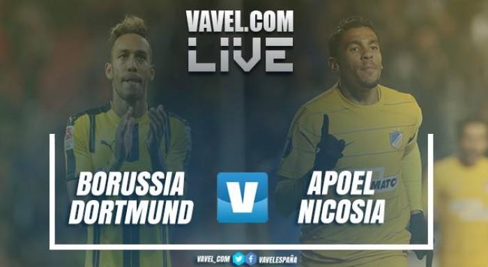 Resumen Borussia Dortmund vs APOEL en UEFA Champions League 2017