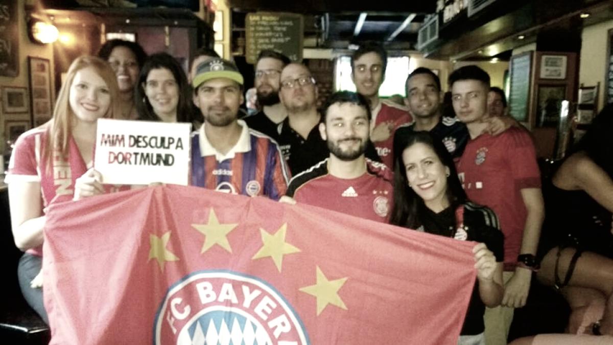 Torcida do Bayern cresce no Brasil: São Paulo e Rio de Janeiro terão encontros para torcedores