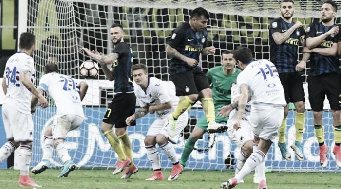 Sampdoria: l'obbligo è vincere anche quando non serve