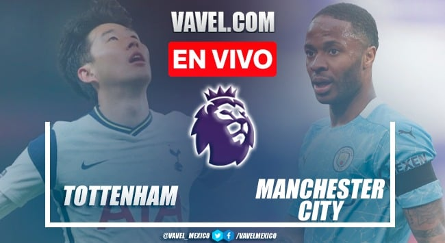 Gol y resumen del Tottenham 1-0 Manchester City en Premier League 2021