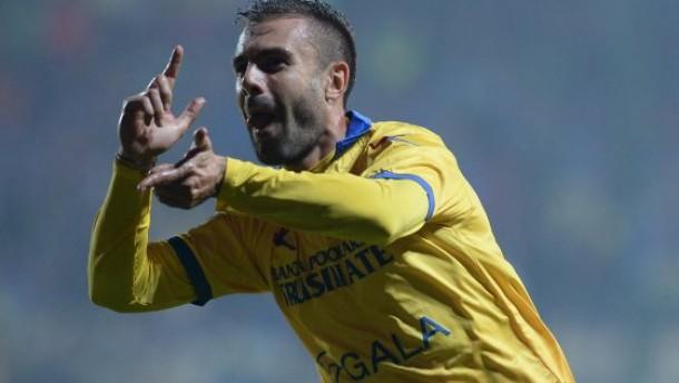 """Frosinone, Sammarco: """"Inter tra le migliori squadre del campionato"""""""