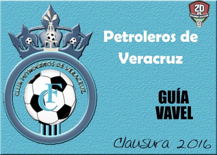 Segunda División Premier: Petroleros de Veracruz