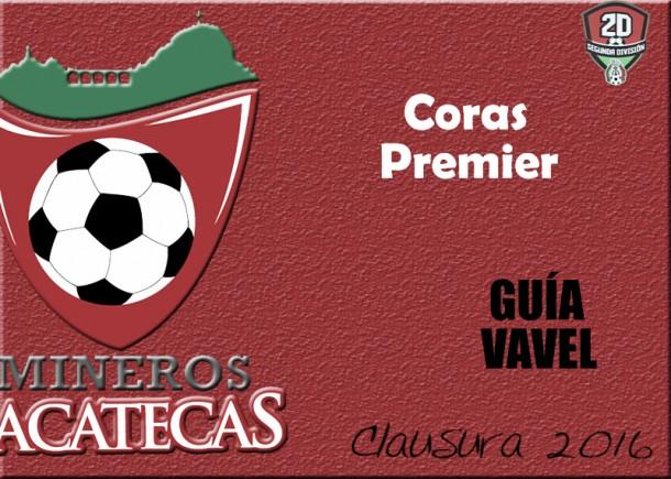 Segunda División Premier: Mineros de Zacatecas