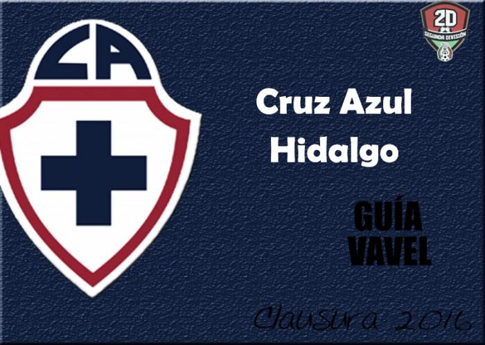 Segunda División Premier: Cruz Azul Hidalgo