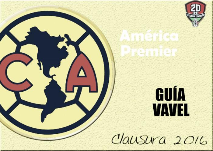 Segunda División Premier: América Premier