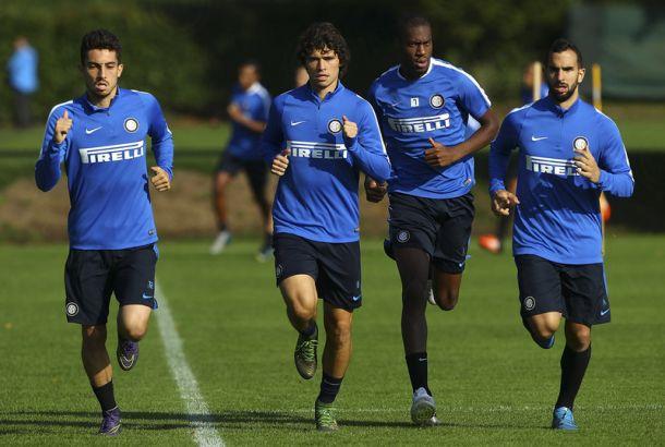 Inter: Jovetic rientra, Kondogbia recupera. Squadra al lavoro