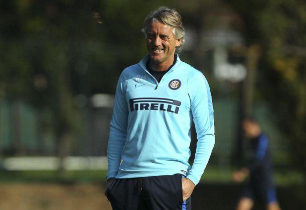 "Mancini verso la Juve: ""Serve una gara da Inter"""