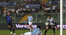 Una Lazio a medio gas gana al Atalanta