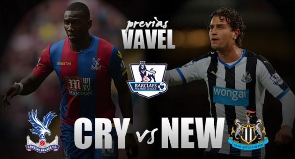 Crystal Palace - Newcastle: la necesidad de una victoria