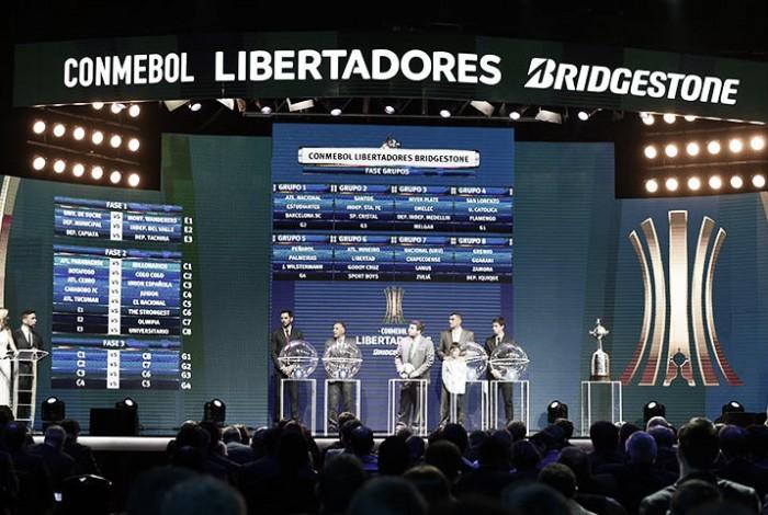 Los clubes venezolanos ya conocen a sus rivales de la Copa Libertadores 2017