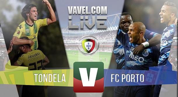 ResultadoTondela 0-1 Porto na Liga NOS 2015