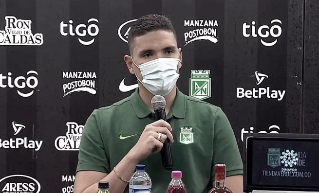 """Aldair Quintana: """"Los equipos grandes se caracterizan por tener grandes hinchadas que ayudan en momentos cruciales del partido"""""""