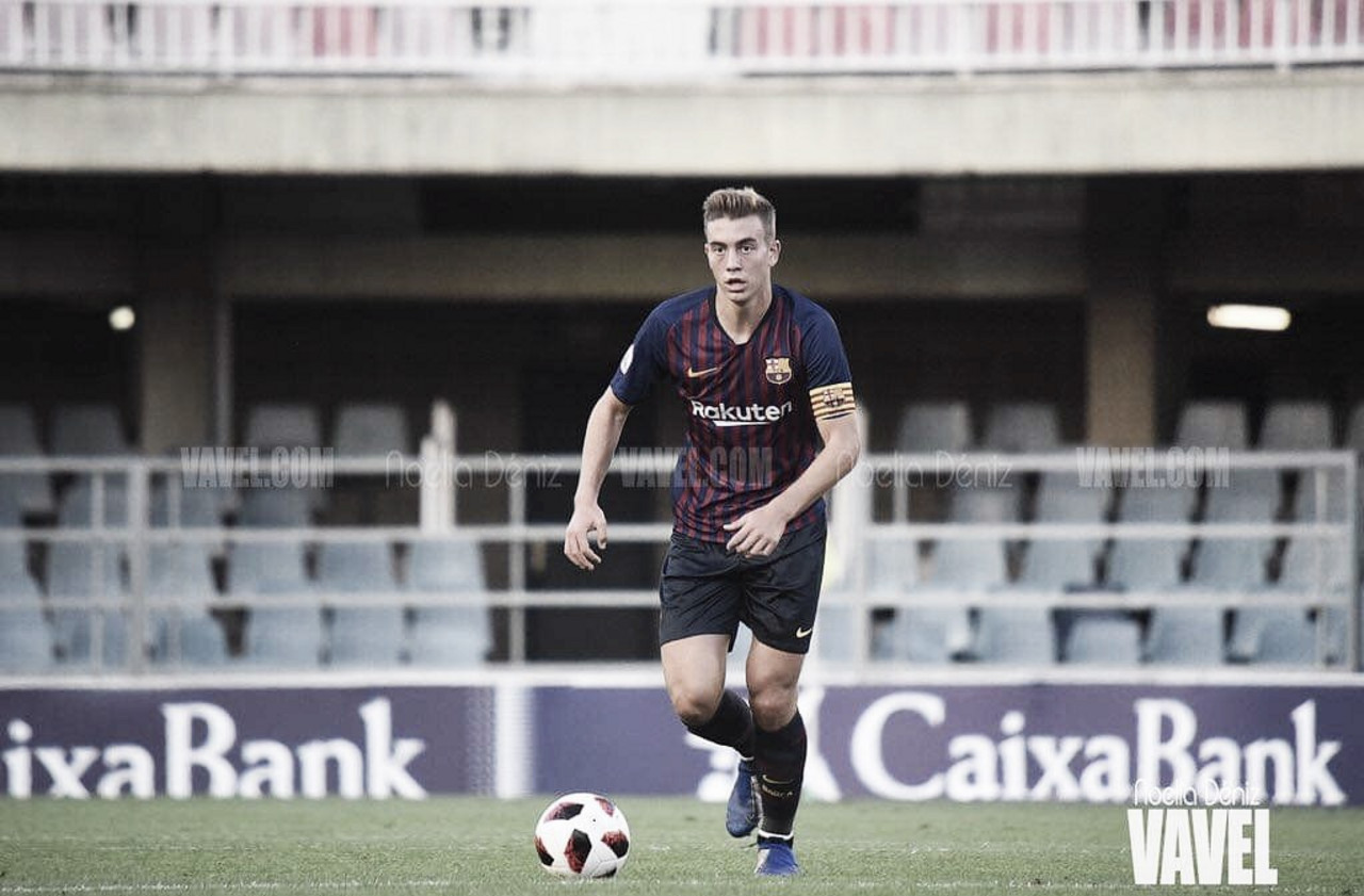 Resumen FC Barcelona B 2-1 Club Lleida EsportiuenSegunda División B 2018