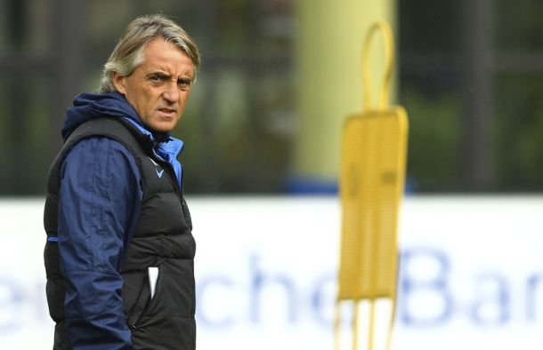 Inter - Juventus, le scelte di Mancini