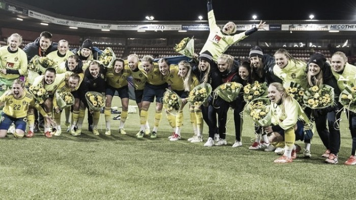 Pia Sundhage names Sweden squad for Olympic Games