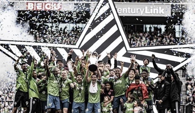 Seattle Sounders FC se proclama bicampeón de la MLS Cup