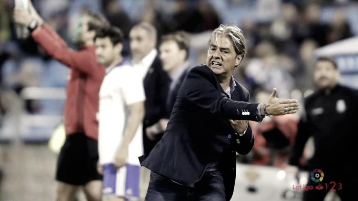 "Natxo González: ""No hemos estado todo lo bien que queríamos"""